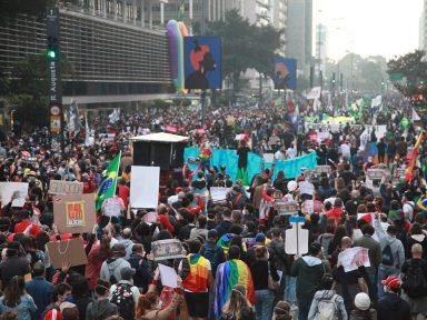 O Brasil, a luta e as exigências do momento atual