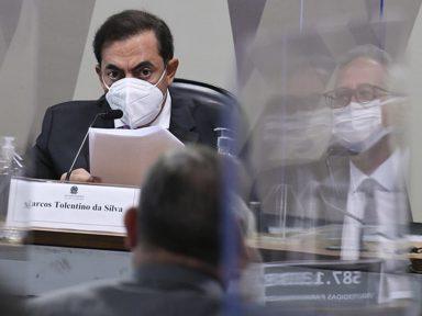 CPI aponta relação de Marcos Tolentino com o caso FIB Bank-Covaxin