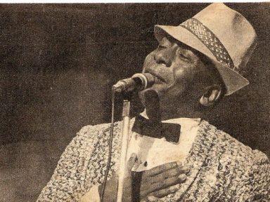 Zé Kéti, o samba tem opinião