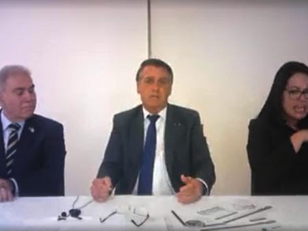 Bolsonaro aumenta gasolina e culpa governadores