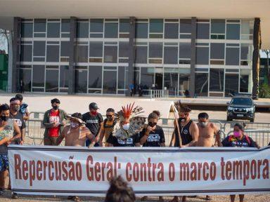 """STF: indicado por Bolsonaro, Kassio Nunes vota contra indígenas e pelo """"marco temporal"""""""