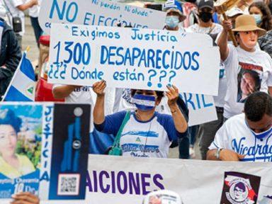 "Nicarágua: opositores perseguidos por Ortega denunciam que pleito de novembro é ""ilegítimo"""